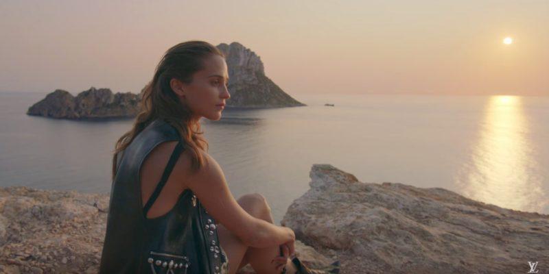 Louis Vuitton – Alicia Vikander